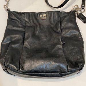 Coach Madison Isabelle Leather Crossbody Bag